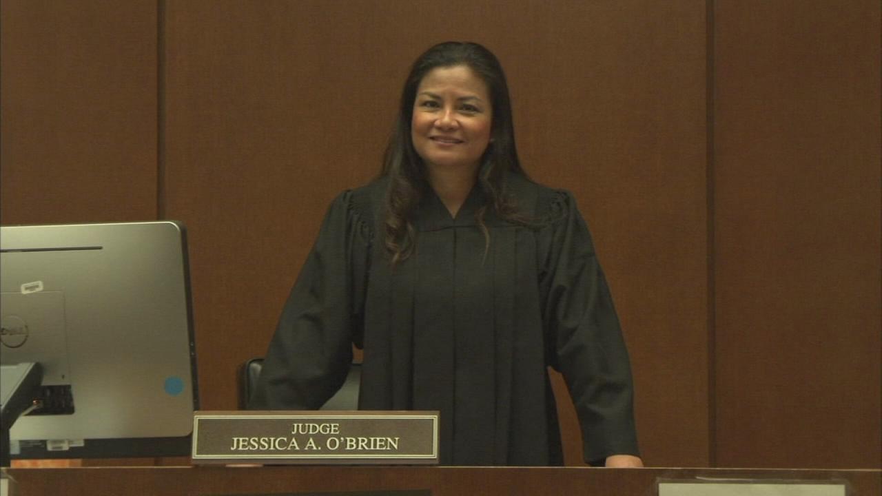 Asian Influences: Judge Jessica OBrien