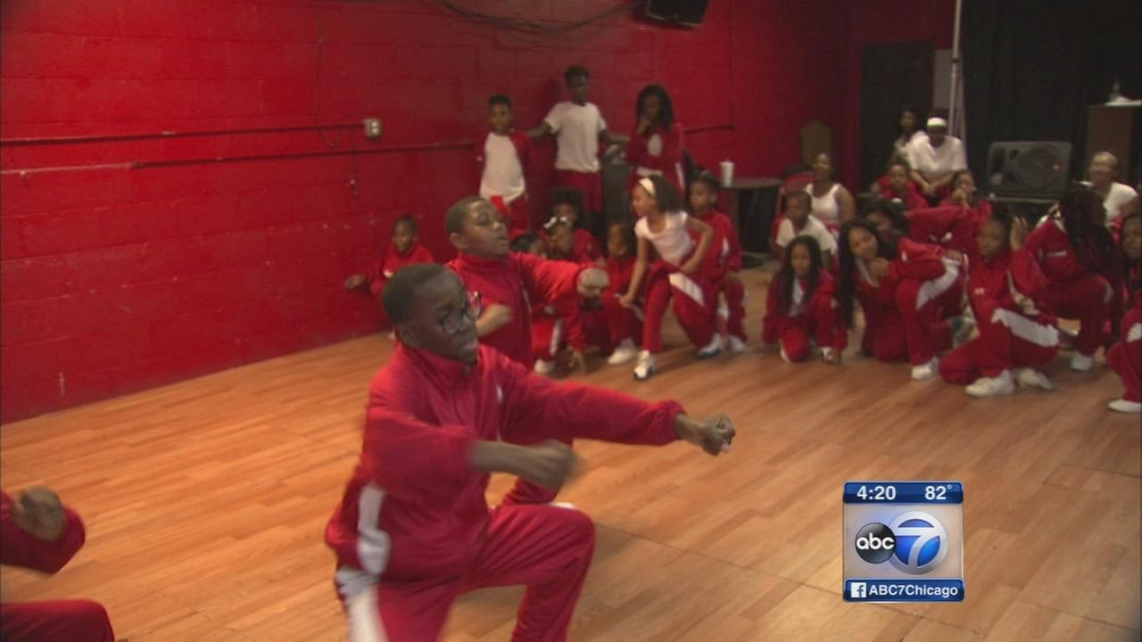 Dance Force to be honored Saturday
