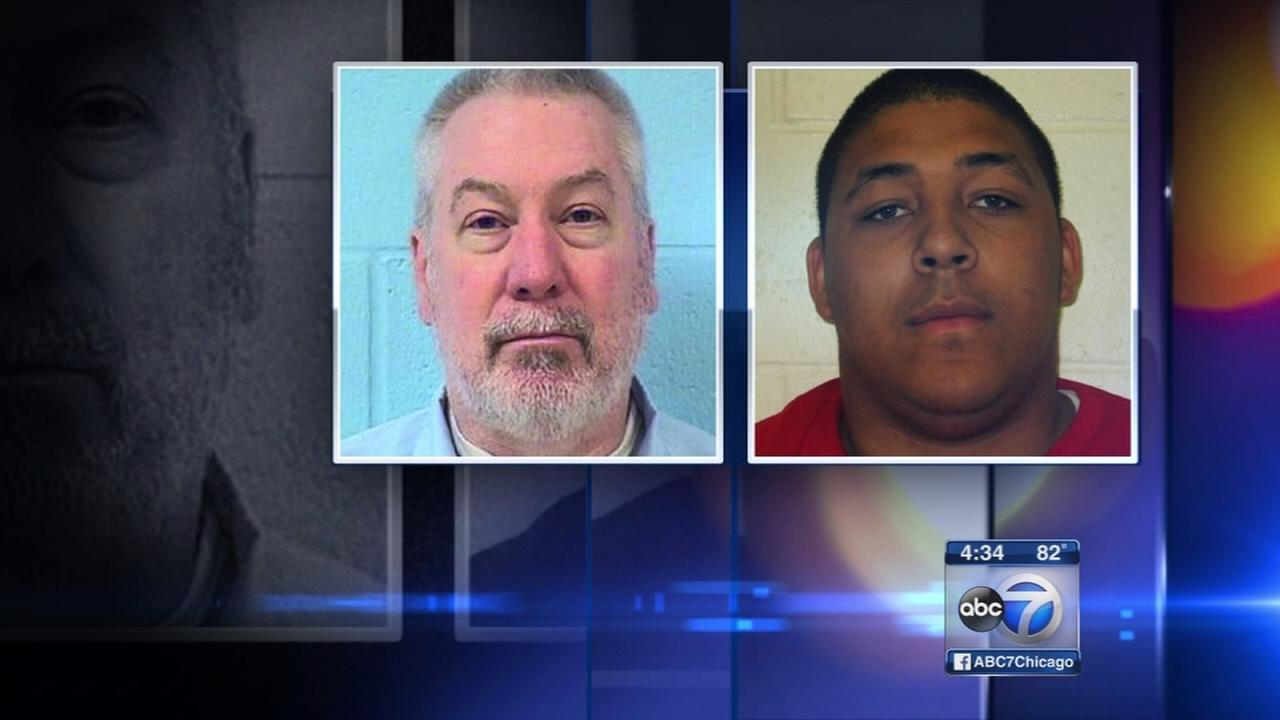 Drew Petersons prison buddy cross-examined