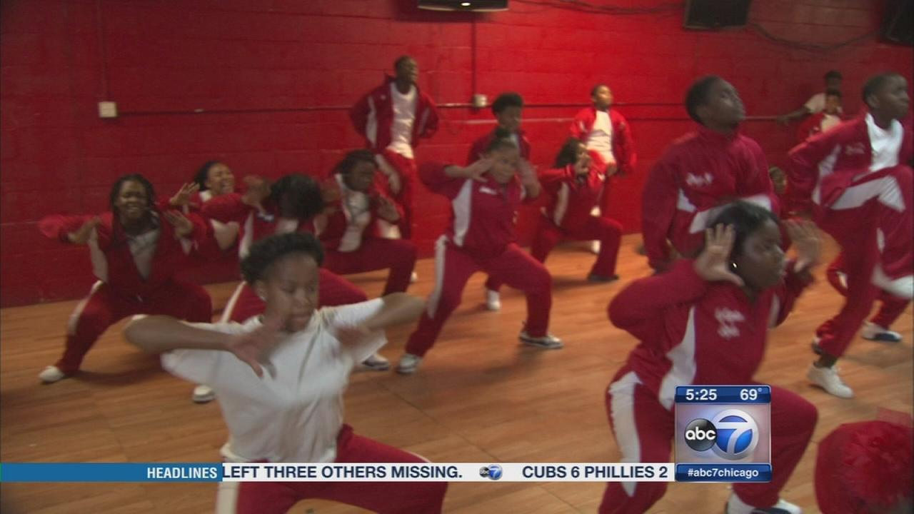 Dance Force honored in Chiacgo