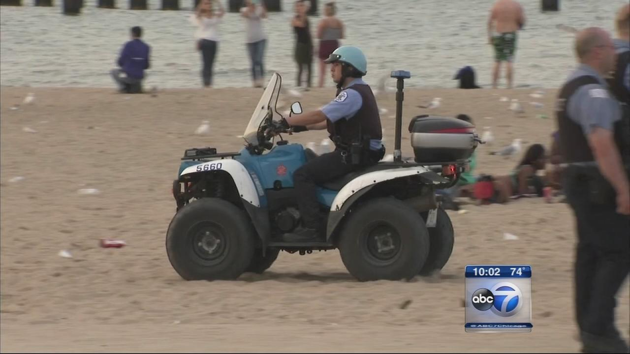 3 arrested after fight at North Avenue Beach