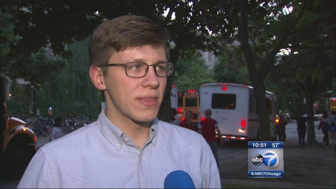 U of C student president faces possible expulsion