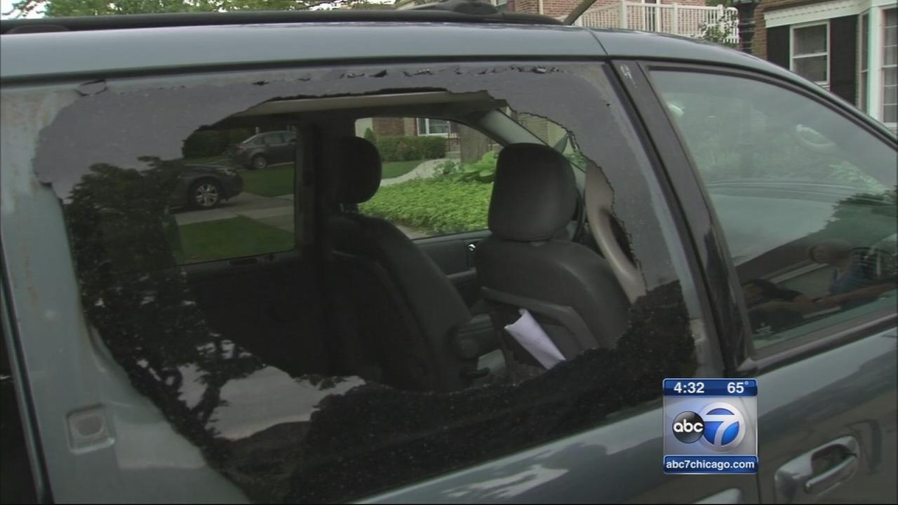Couple shares harrowing tale of interstate BB gun shooting