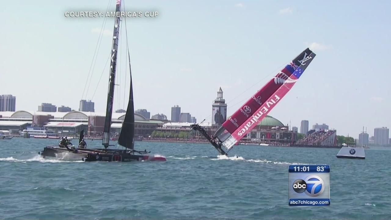 Busy, hot weekend on tap in Chicago