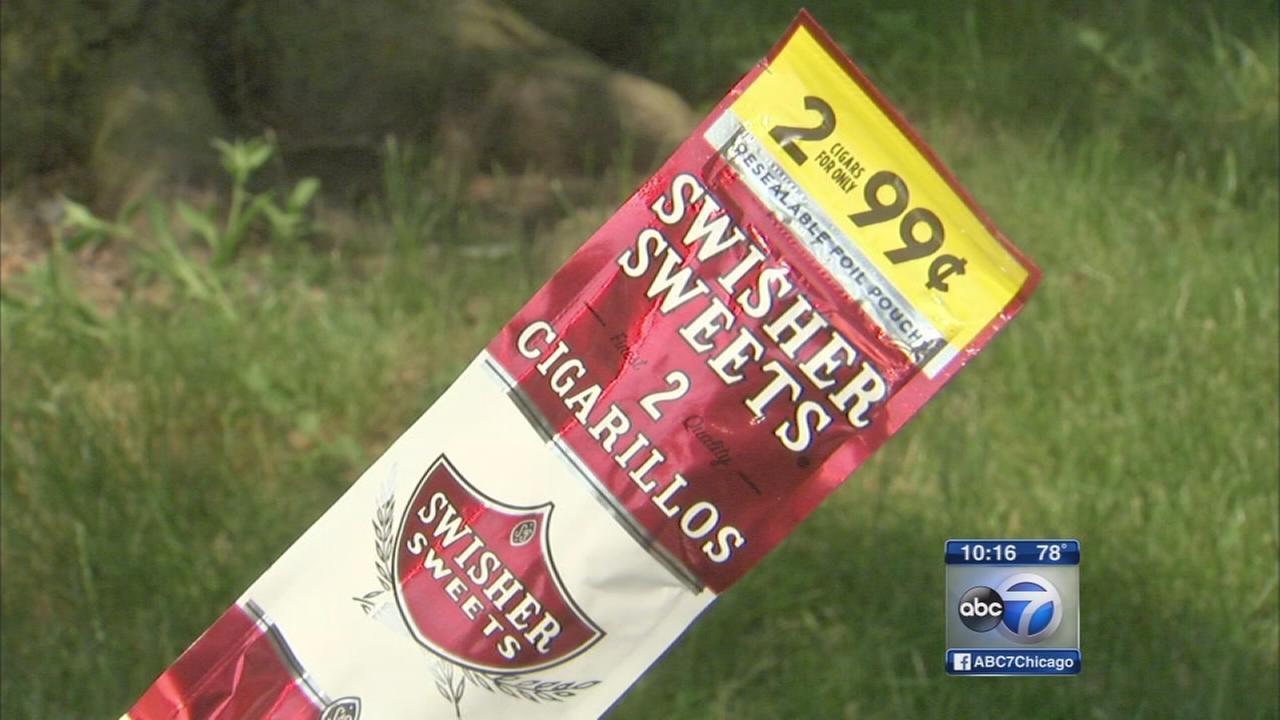 Sting focuses on tobacco sales