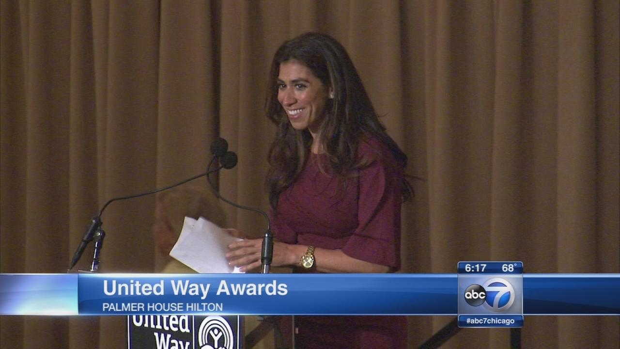 United Way honors community leaders