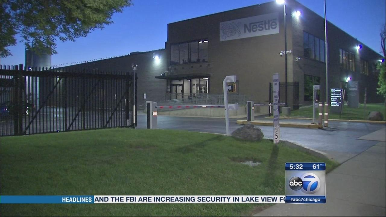 Willy Wonka Factory chemical spill injures at least 10 in Itasca