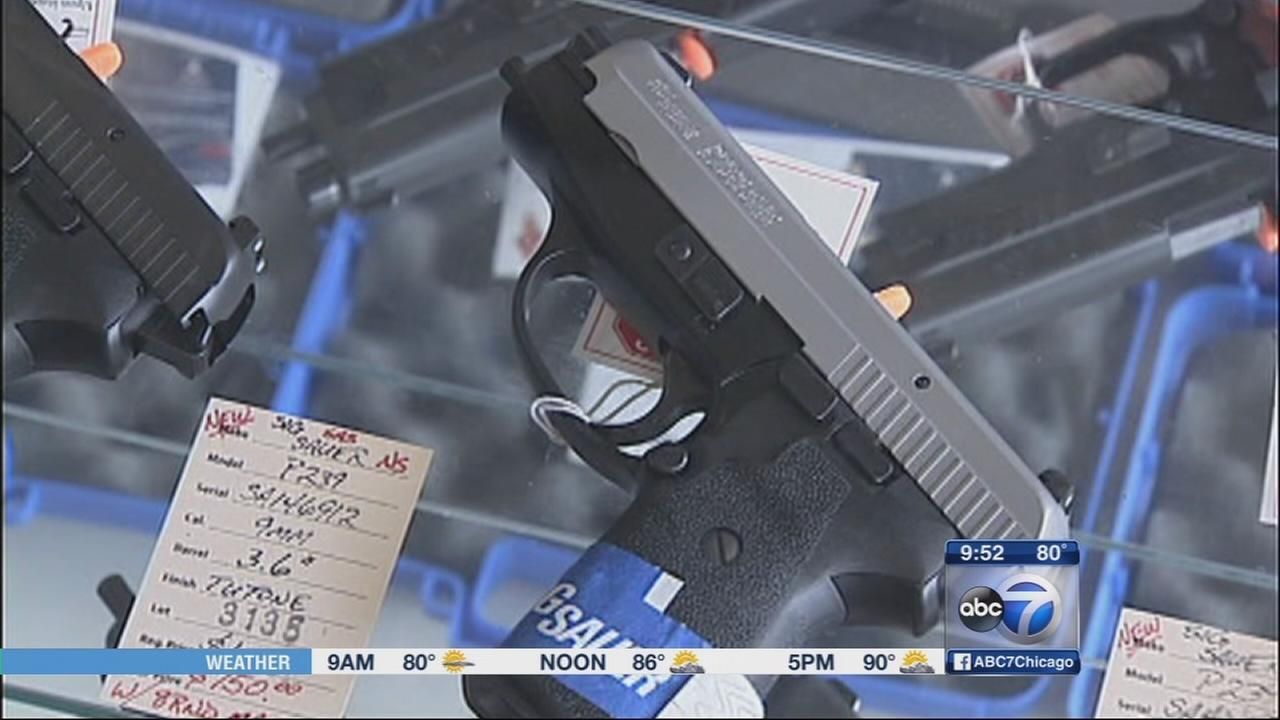 Newsviews: Gun laws part 2
