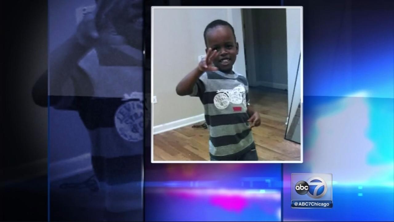 Boy, 3, critically injured in Woodlawn shooting