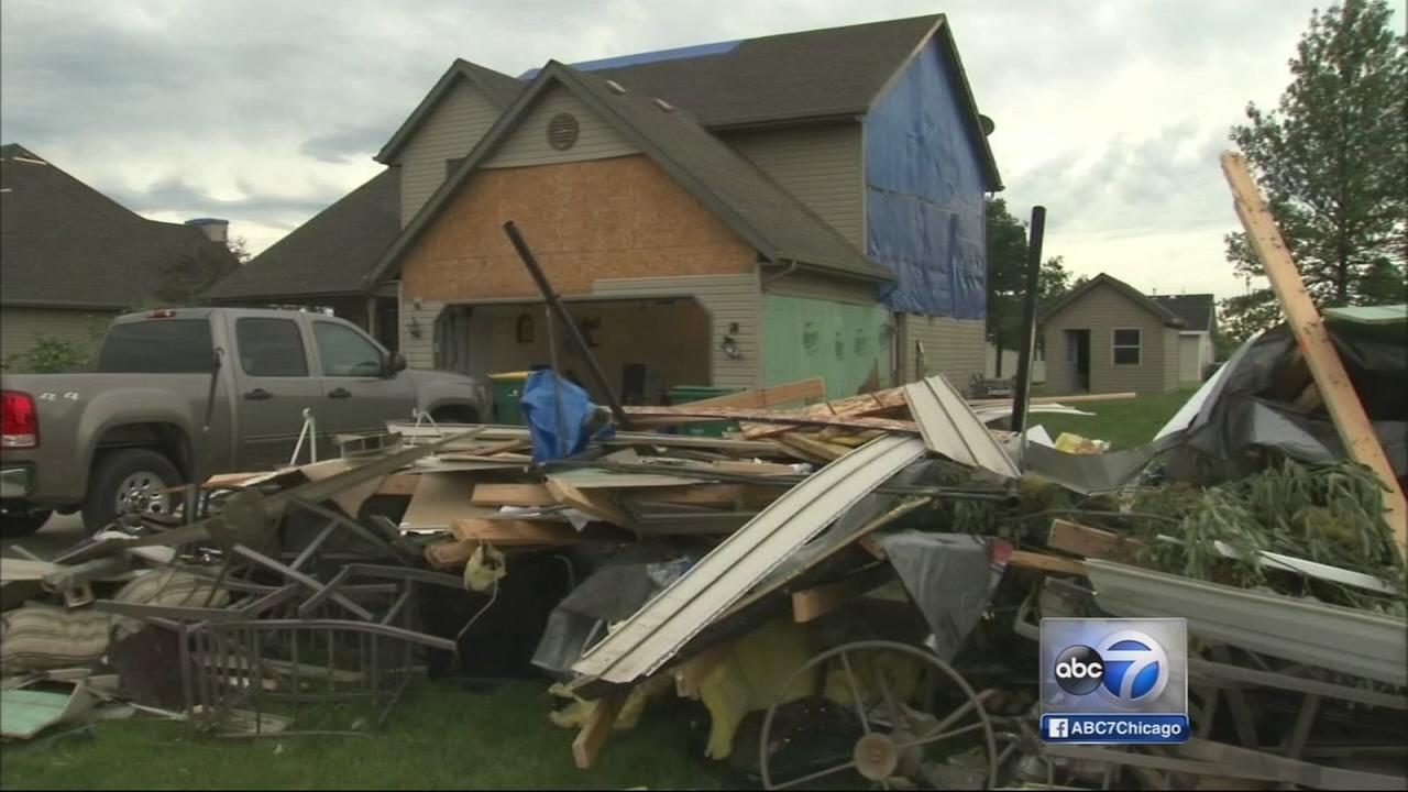 Coal City marks 1 year since EF-3 tornado