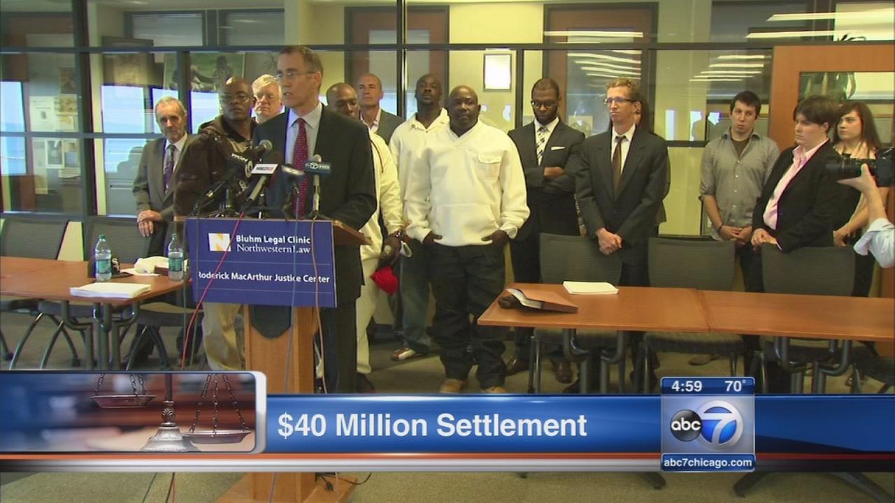 Dixmoor 5 attorneys speak after $40M settlement