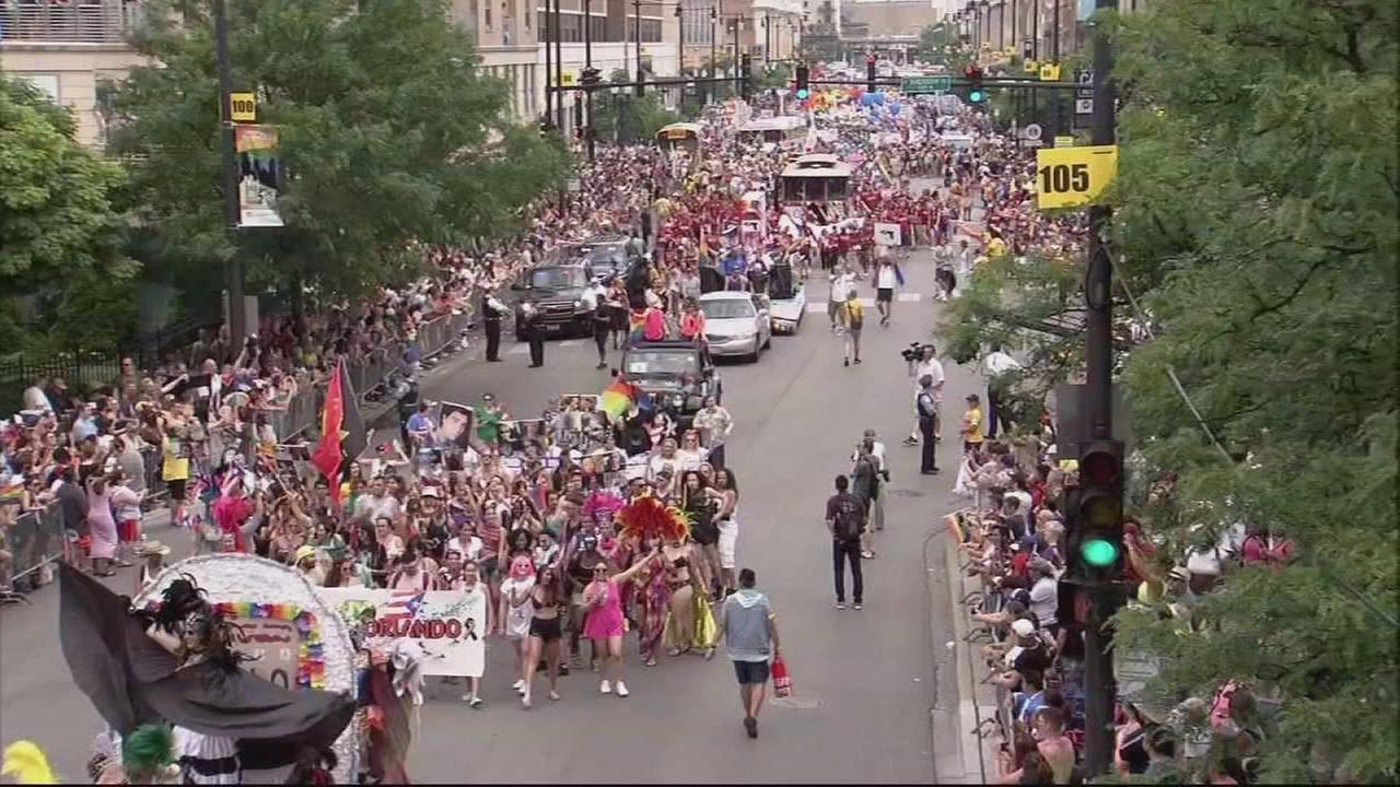 47th annual Pride Parade