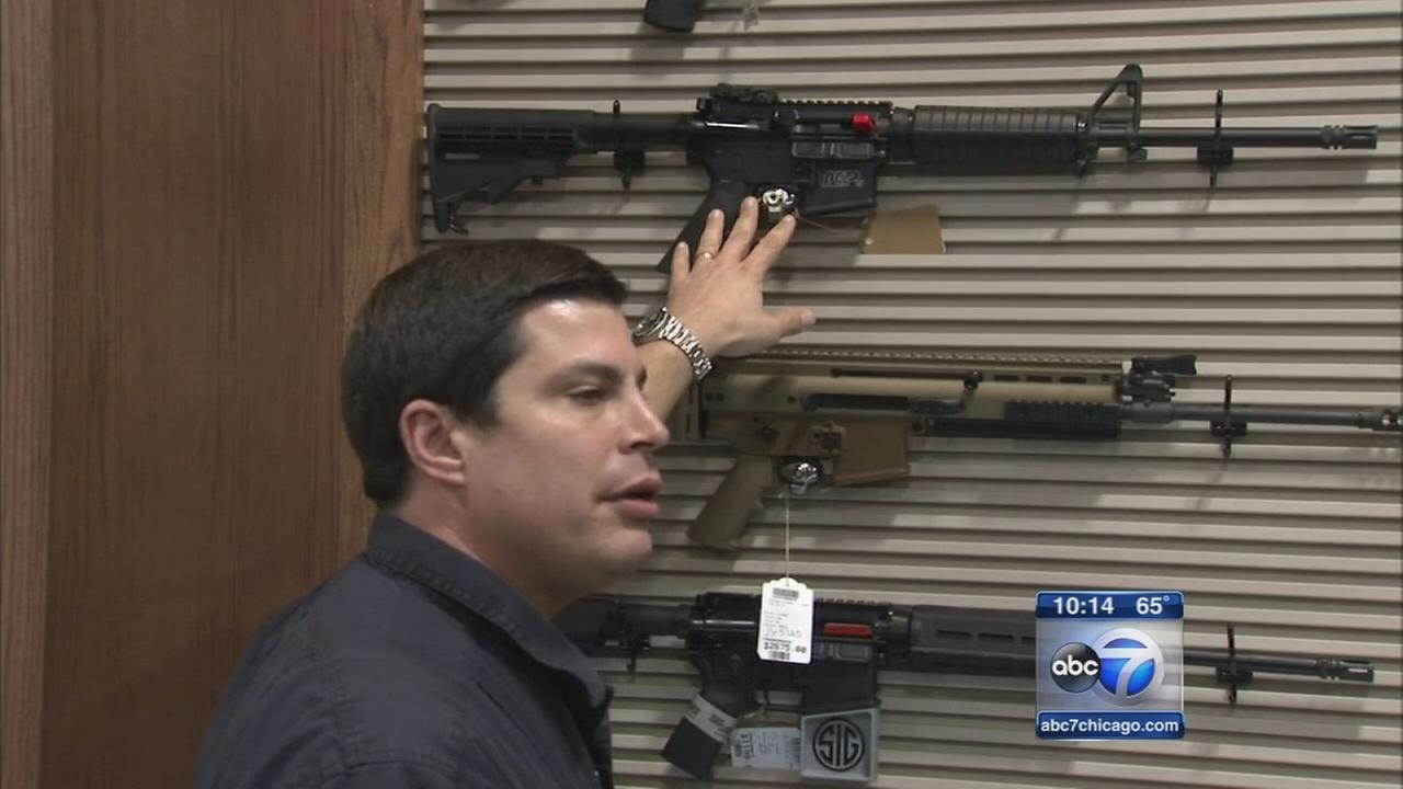Outrage as gun shop holds rifle raffle for Orlando victims
