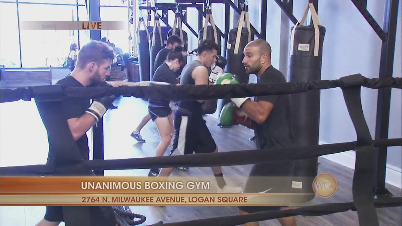 Unanimous Boxing