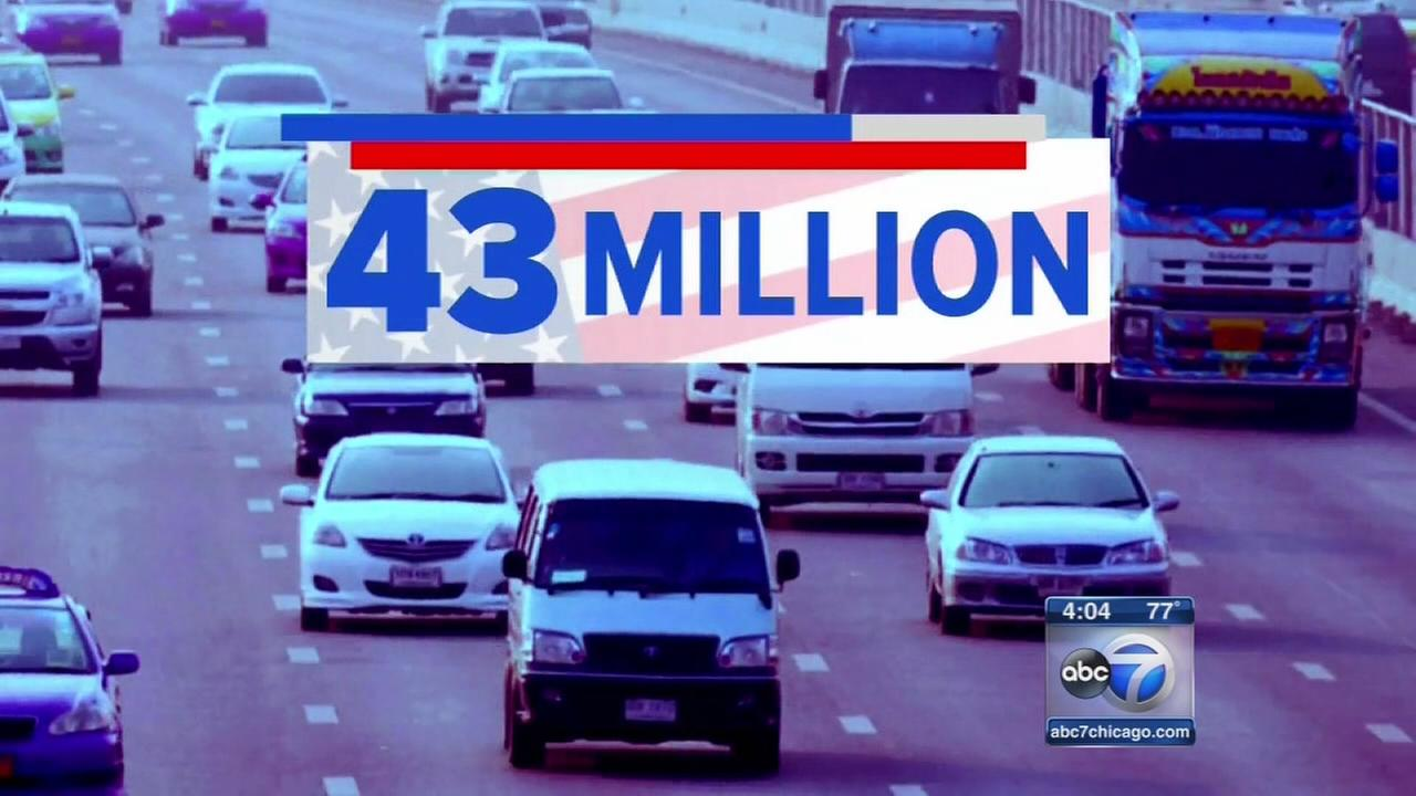Record travel expected for July 4 weekend