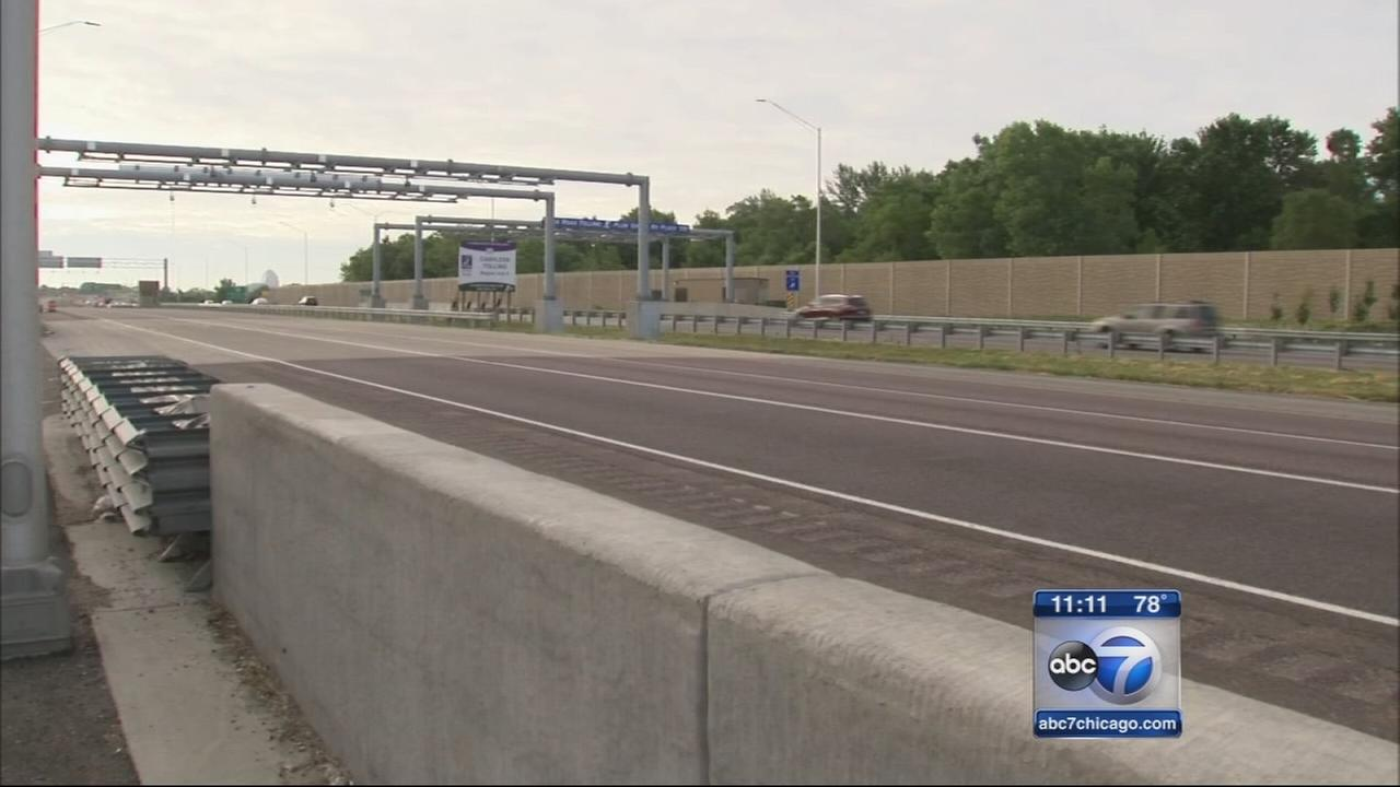 Cashless tolls begin on Elgin-OHare Expressway in NW suburbs