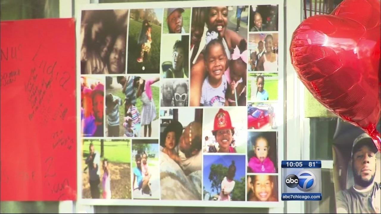 Relatives plead for answers in Hazel Crest triple murder