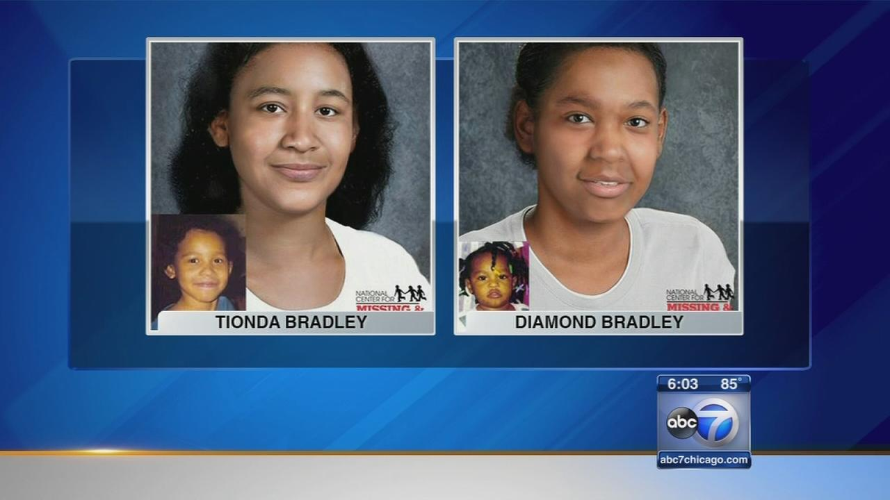 Vigil held for Bradley sisters on 15th annviersary of disappearance