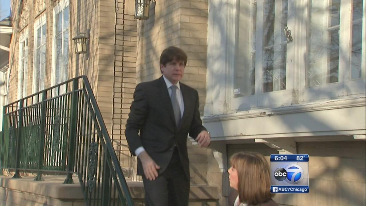 Blagojevich attorneys ask for re-sentencing