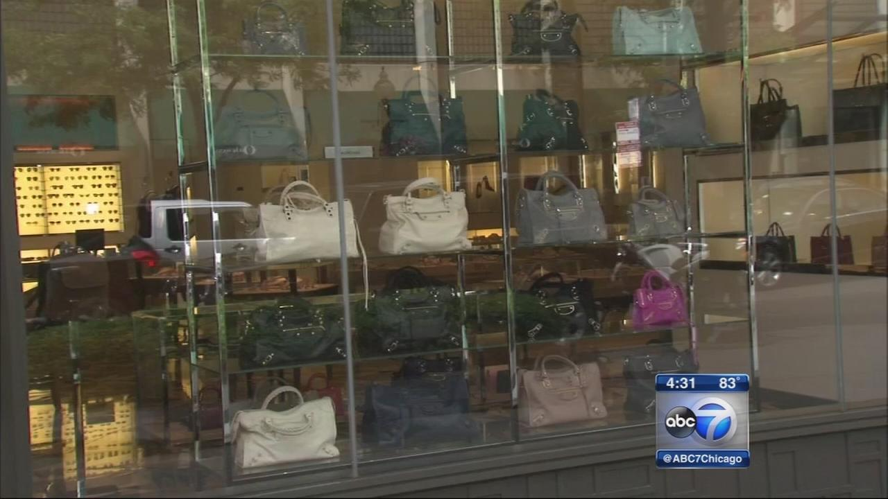 Purses stolen from Barneys