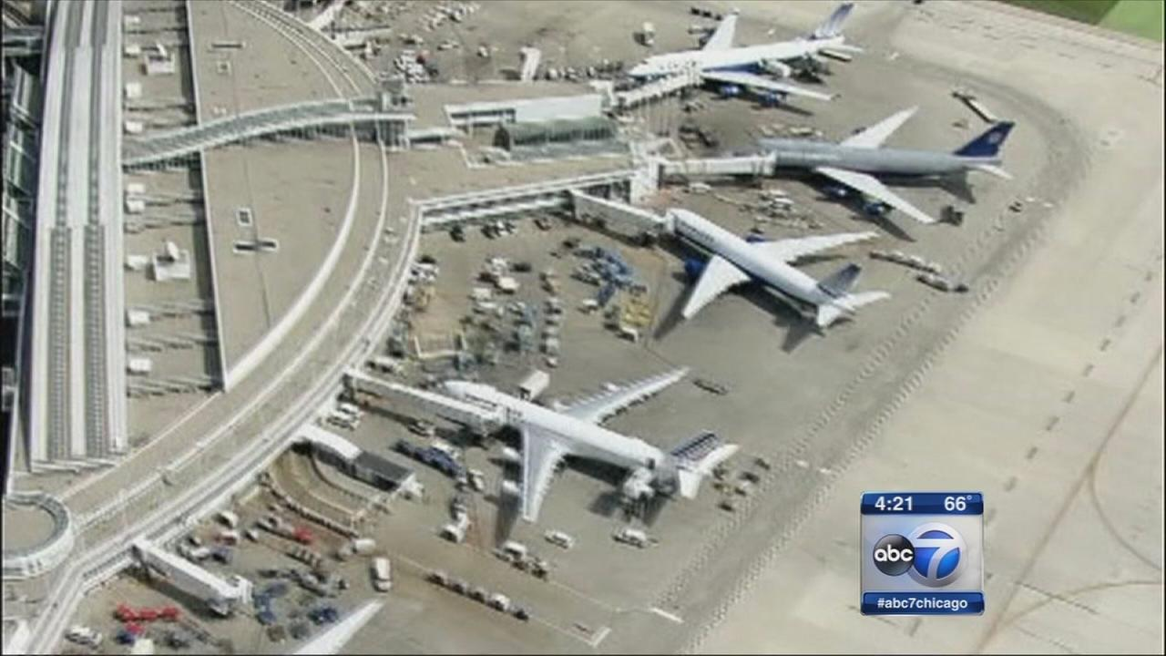 Major O'Hare Airport upgrade would improve time performance, city says