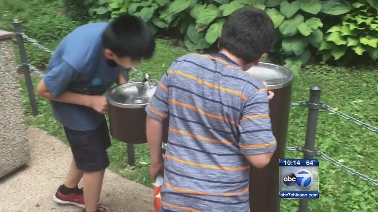 Chicago Park District shuts down water fountains after finding high lead levels