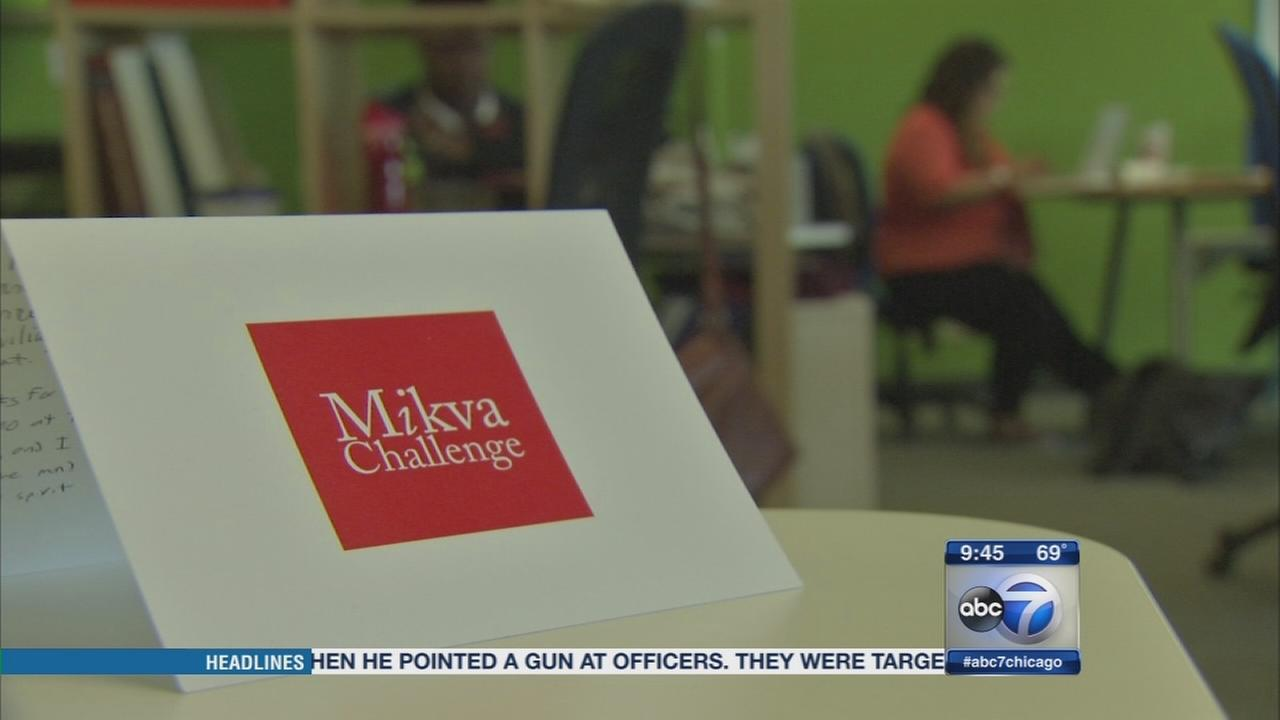 Newsviews Part 1: Mikva Challenge