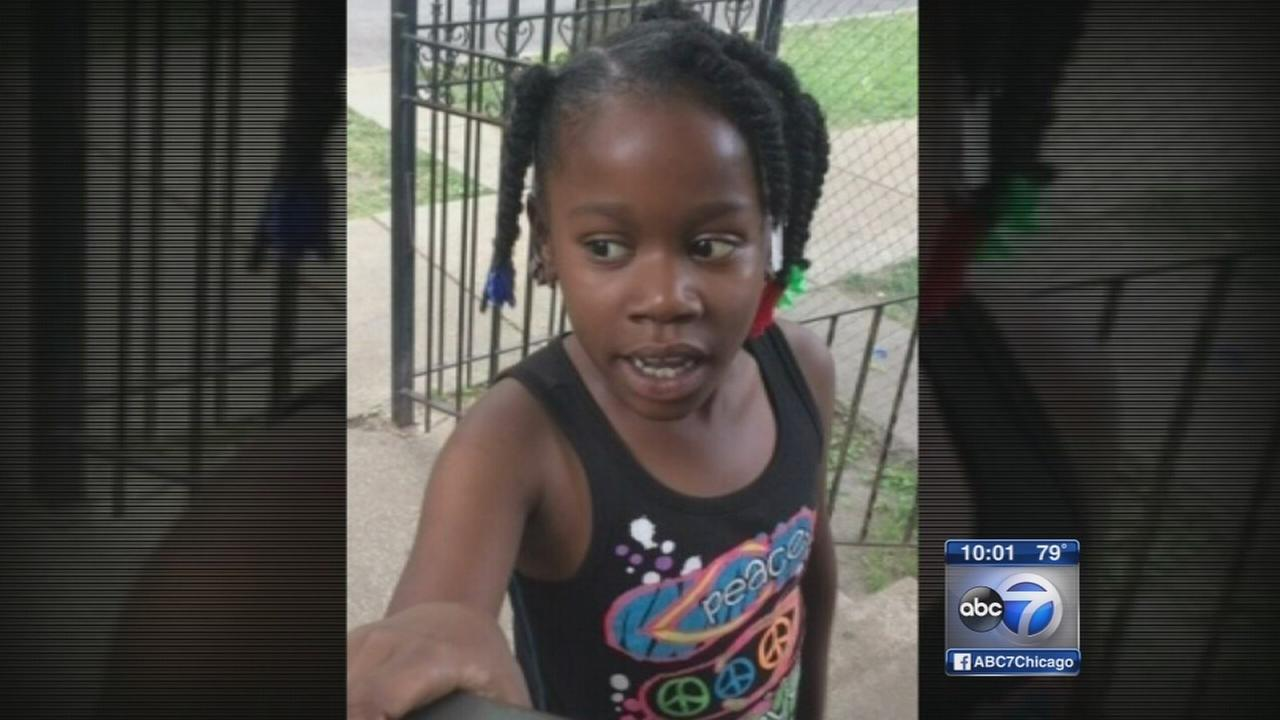 6-year-old shot in West Englewood