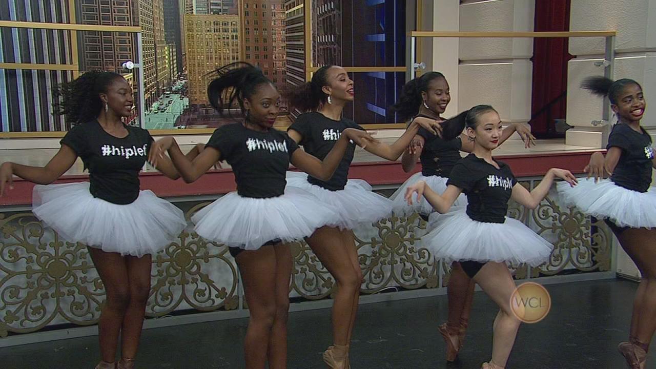 Hiplet Ballerinas