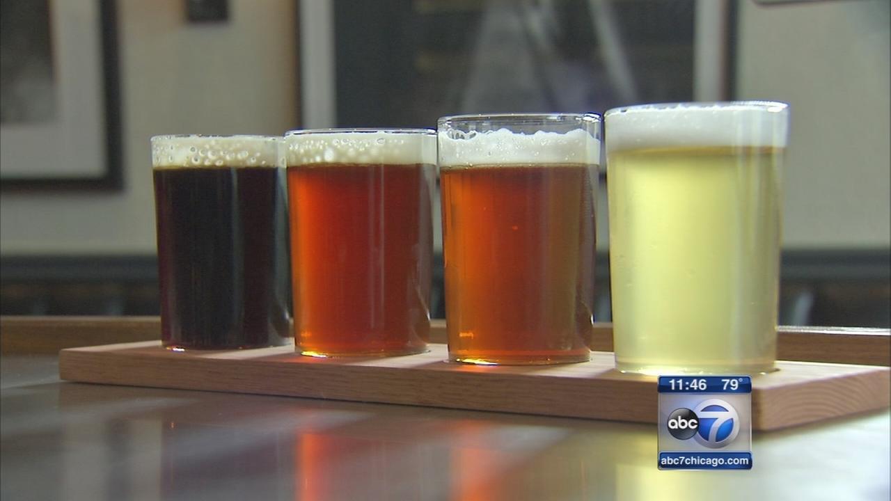 Oak Park welcomes 2 new breweries