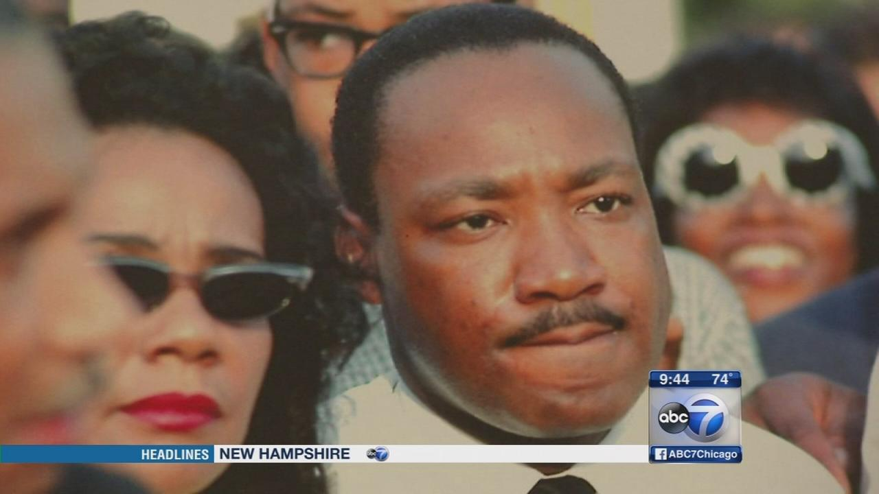 Newsviews: Anniversary of MLKs march through Marquette Park