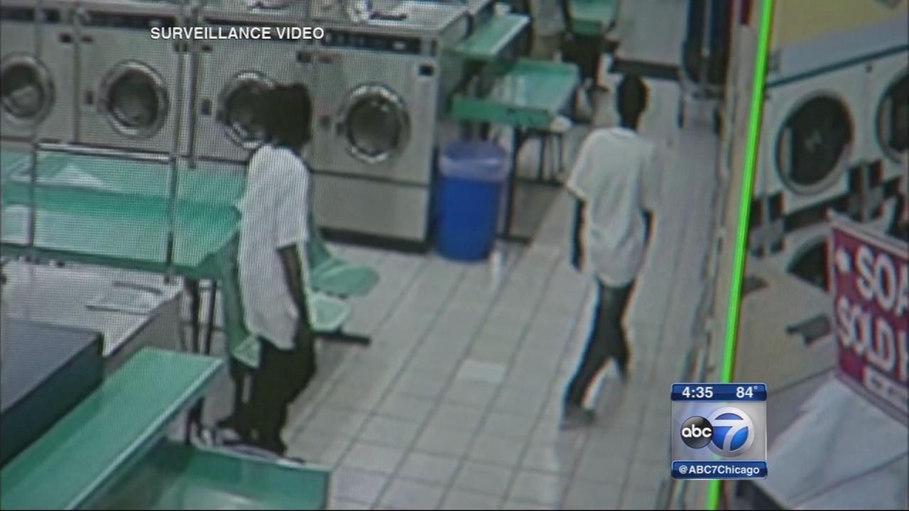 Laundromat Shooting