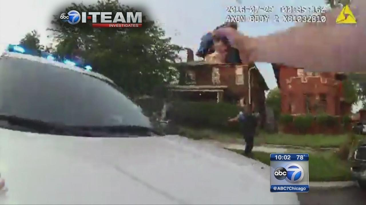 Paul ONeal Chicago police shooting video released