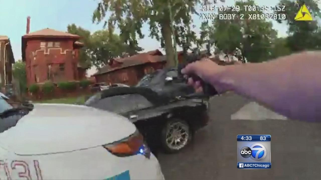 Does ONeal police shooting video help a criminal case