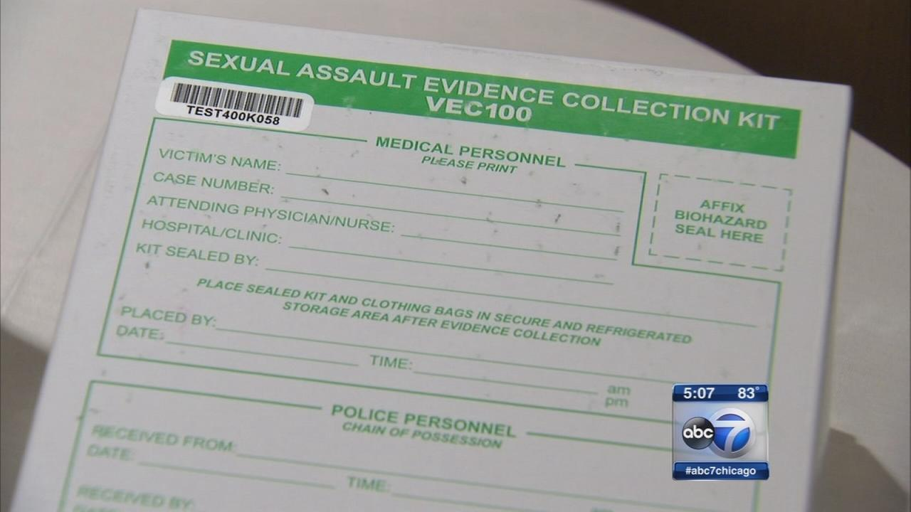 New campaign aims to expedite rape kit processing