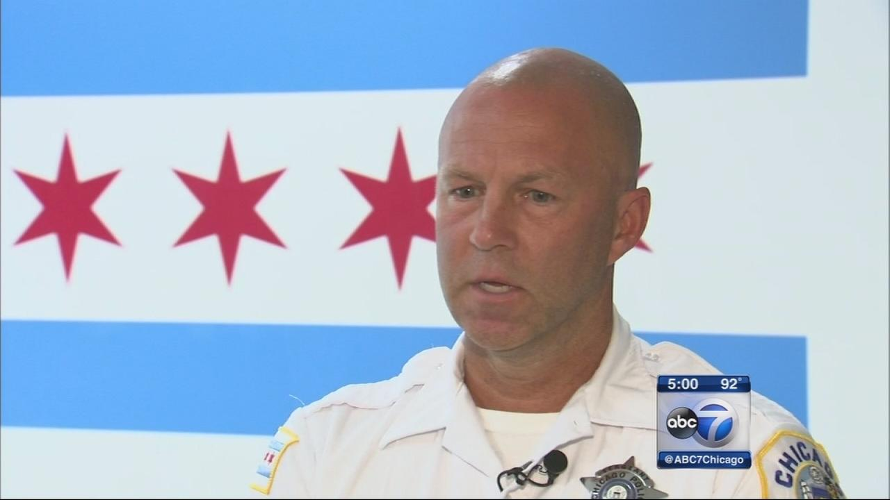 Officer who helped save boy speaks out