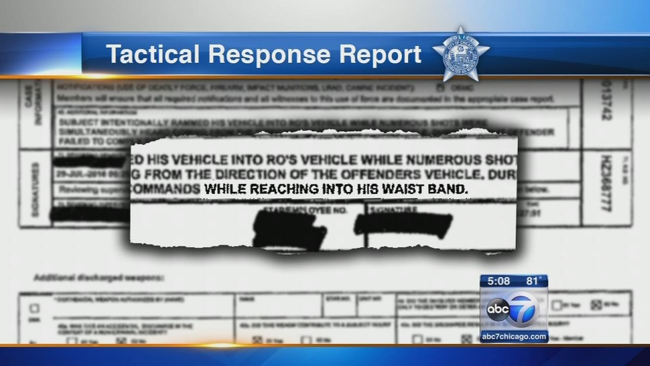 New Paul ONeal police reports released