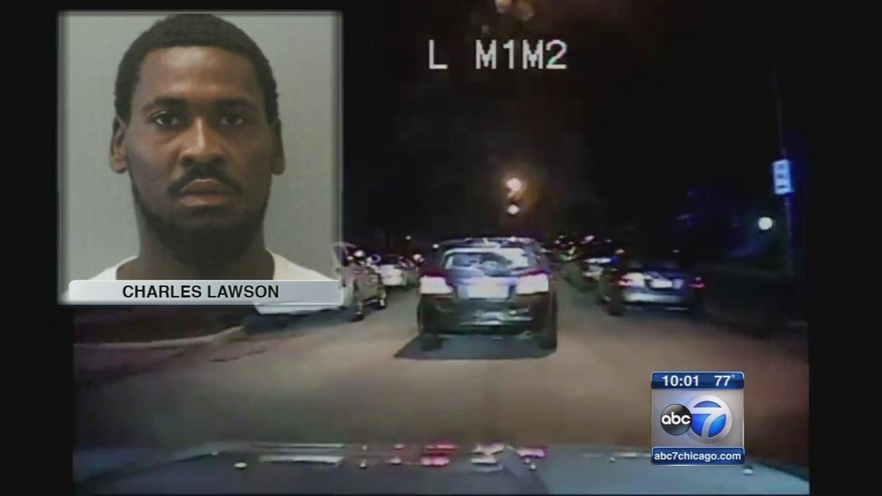 Man charged after shootout that injured CPD officer