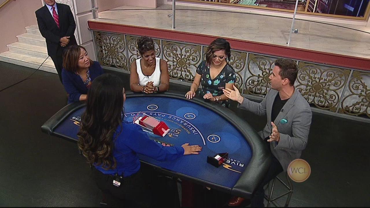 Rivers Casino celebrates anniversary
