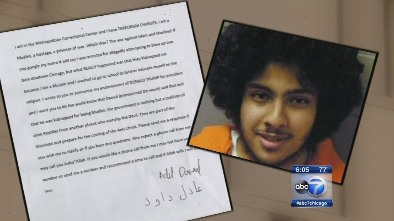 Judge weighs mental state of terror suspect