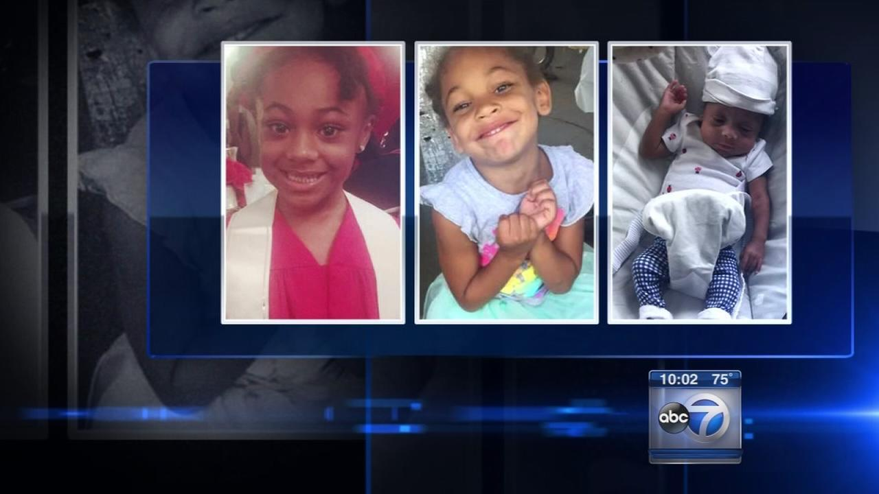 4 dead, including 3 young sisters, in South Chicago fire