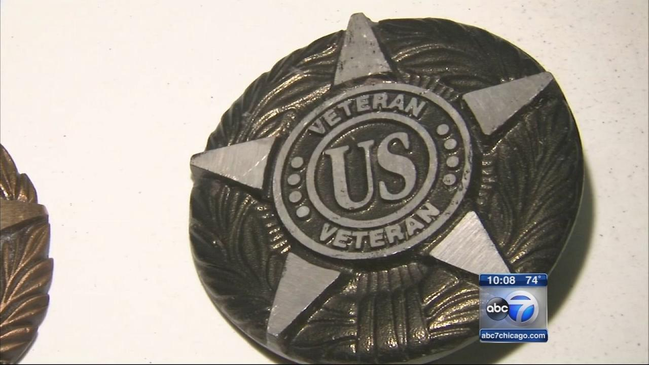 Medallions stolen from graves of Indiana veterans