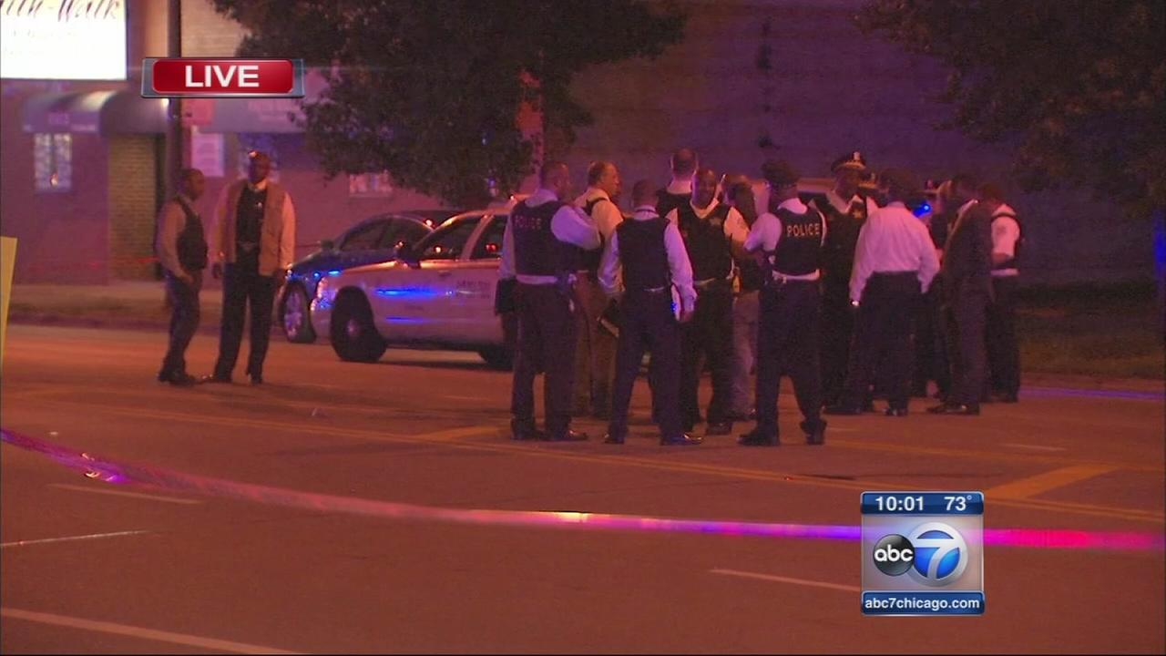 2 shot by Illinois State Police in West Chatham