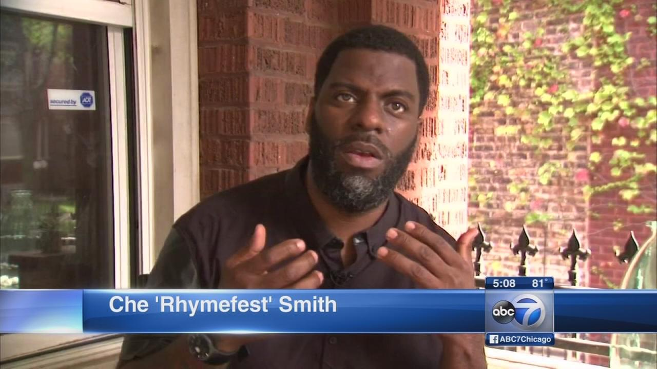 Rhymefest robbed in Chicago