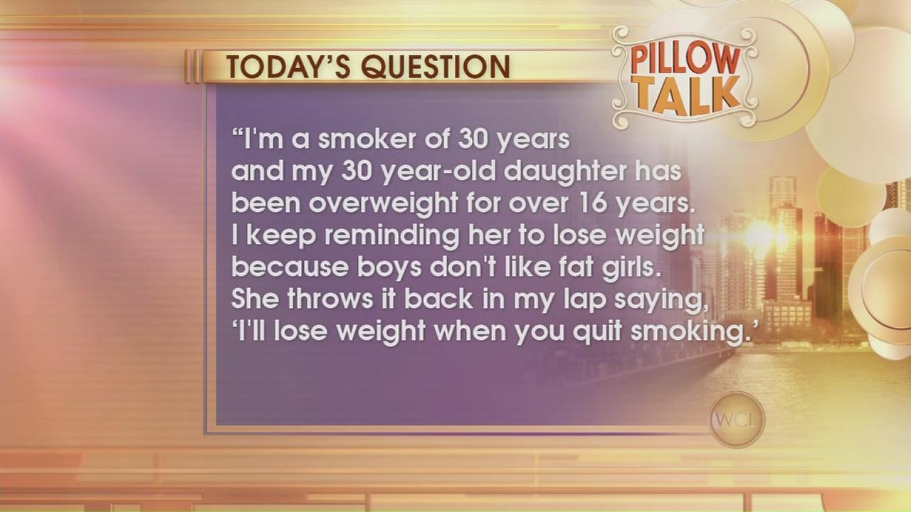 Pillow Talk: Mother vs. daughter