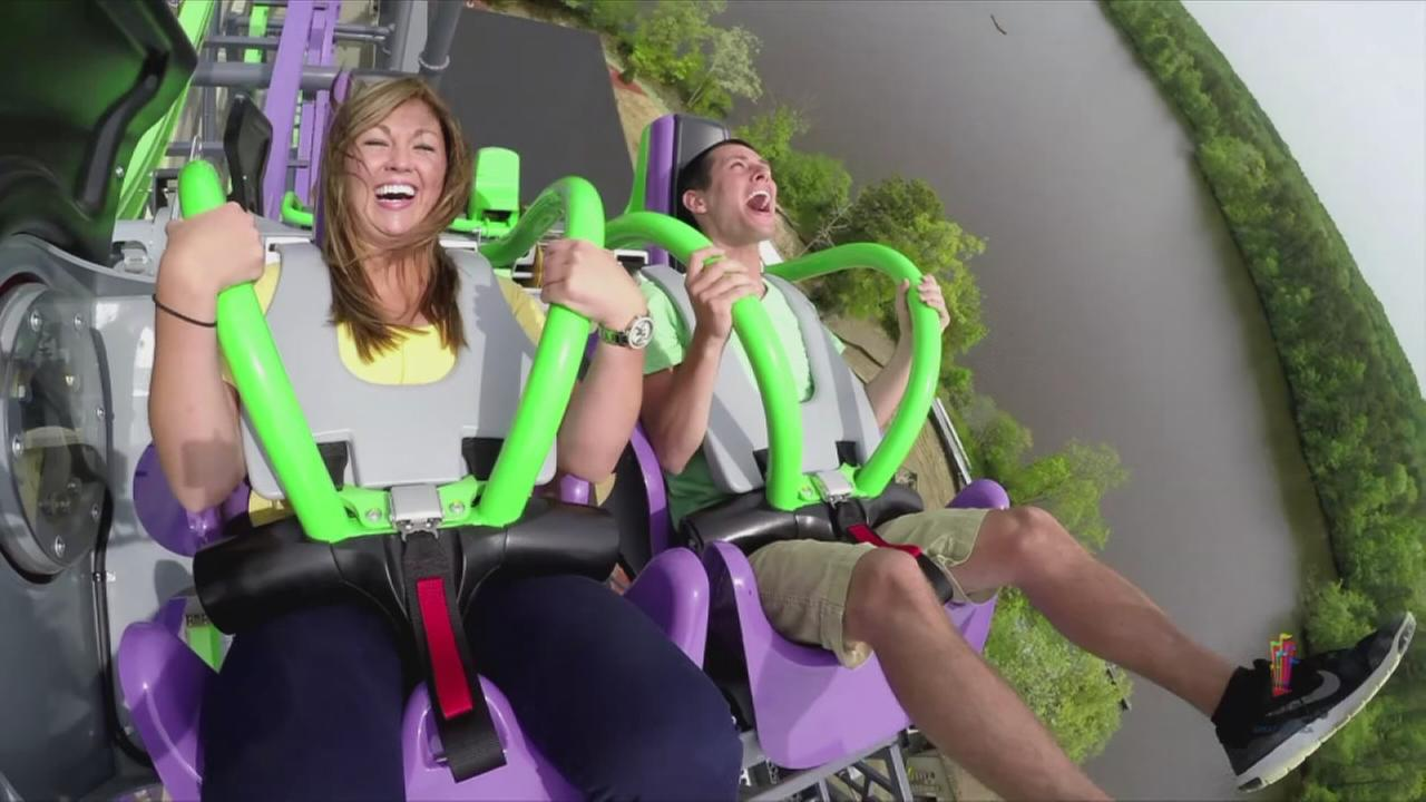 Six Flags announces new ride