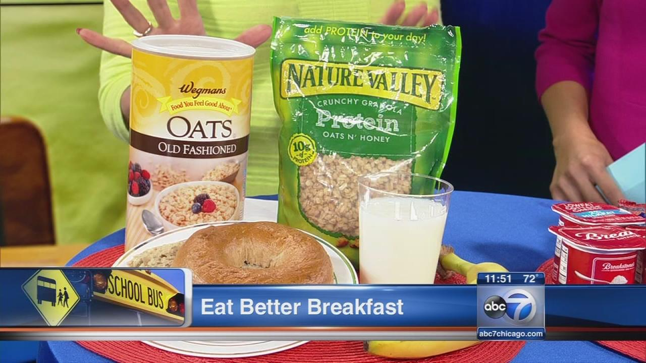 Back to school nutrition tips
