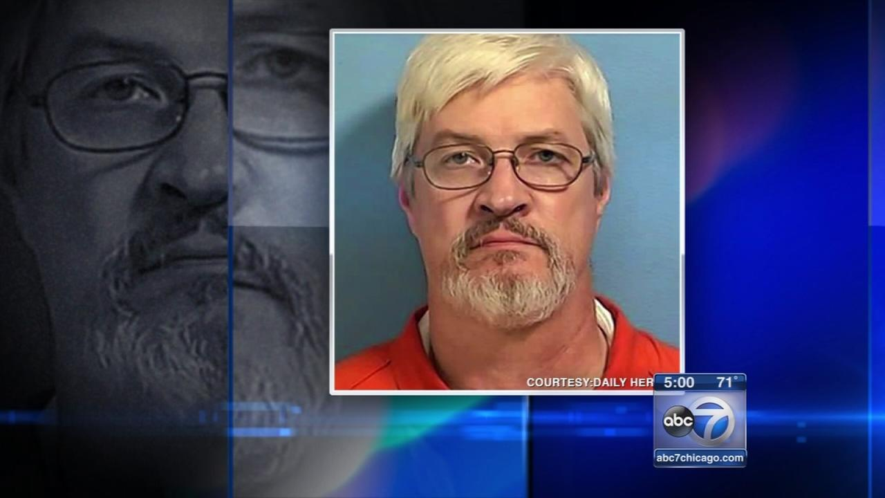 Roselle deacon charged with sexually assaulting young girl