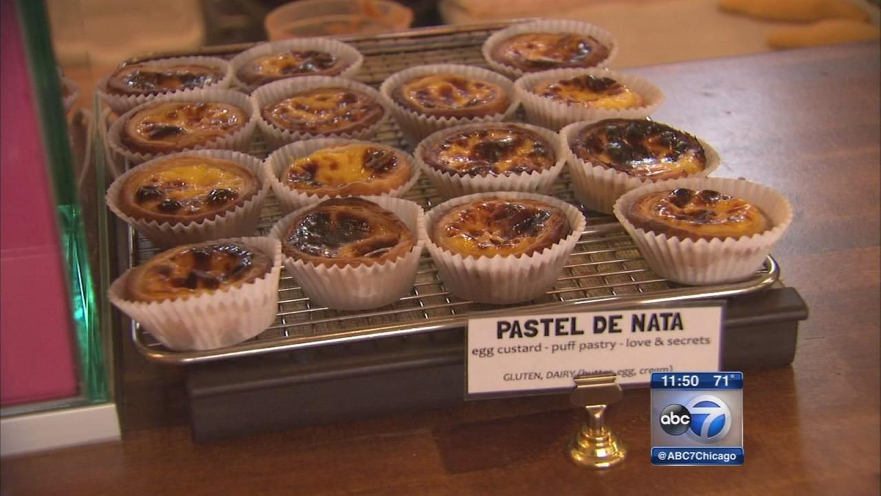 Unique sweet, savory treats from Fat Rice Bakery