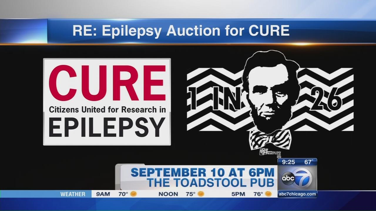 Collectibles auctions for CURE